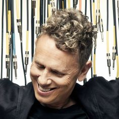"""Martin Gore announces a new album! Mark your calendars, people, it's April 28! Here is a song called """"Europa Hymn"""". I'm a happy Devotee now!"""