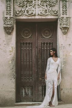 The LANE Editorial / Immemorial / Dress by Rue de Seine (instagram @the_lane)