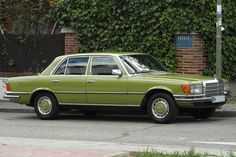 Mercedes Benz Clase S (W116) 1972-79 | Mercedes Benz 280S. | Raúl | Flickr