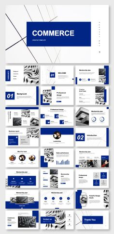 in 1 Creative Business Professional PowerPoint Template Blue Business Plan powerpoint Template Powerpoint Slide Designs, Powerpoint Design Templates, Professional Powerpoint Templates, Powerpoint Themes, Keynote Template, Booklet Design, Design Presentation, Business Presentation, Presentation Templates