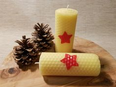 Organic beeswax sourced from local honey farms Candle Lanterns, Votive Candles, Organic Candles, Local Honey, Beeswax Candles, Handmade Candles, Candle Making, Honeycomb, Ebay