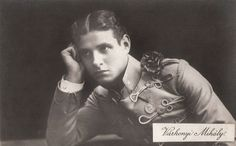https://flic.kr/p/NX2Hxn | Victor Varconi | Hungarian postcard by B.J., Budapest. Handsome Victor Varconi (1891–1976) was a highly successful matinee idol of the Hungarian-Austrian and German silent cinema in the 1910s and early 1920s. Later he was the first Hungarian actor to become a Hollywood star until the sound film completely altered the course of his career. For more postcards, a bio and clips check out our blog European Film Star Postcards Already over 3 million views! Or follow…