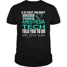 (Tshirt Awesome Design) ANESTHESIA TECH IF YOU Coupon 20% Hoodies Tee Shirts
