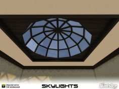 Skylights!!! There are several different types of skylights in this set. Use bb.moveobjects to place the skylights. Also 3 skylights to match the Chesham construstionset. Make sure that your game...
