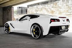 Corvette Stingray..