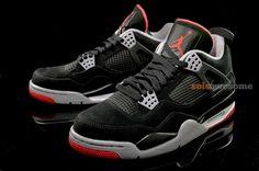 cdff28d1527f5c  Bred IVs  SOLEAWESOME Air Jordan Iv