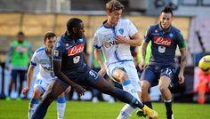 Mira Empoli vs Napoli, canales, enlaces para ver en vivo y otros datos: http://www.envivofutbol.tv/2015/04/empoli-vs-napoli-en-vivo.html