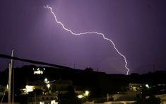 Δημιουργία - Επικοινωνία: Κακοκαιρία: Σε κατάσταση έκτακτης ανάγκης δήμοι στ... Neon Signs, Clouds, Outdoor, Outdoors, Outdoor Games, The Great Outdoors, Cloud