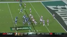 Carson Wentz somehow gets it off and throws a beautiful pass to Corey Clement while being knocked around in the pocket. Great catch by Clement as well. Wentz really made the Redskins look like fools this game. ______________________________________________ #EaglesNation #CarsonWentz #CoreyClement #Eagles #FlyEaglesFly #GoEagles #PhiladelphiaEagles #Eagles #GoBirds #Philly #Philadelphia #WeBleedGreen #NFL #BirdGang #EaglesEverything #EaglesFootball . . Follow @letzgoeagles  repost…