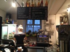 If you're looking for the best places to try out porridge or granola in Copenhagen, there's two places you must visit, Granola and Grød (porridge in Danish) European Travel, Copenhagen, Denmark, My Dream, The Good Place, Places, Traveling Europe, Lugares