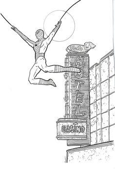 Spider-Man - Geof Darrow