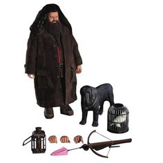 Harry Potter Rubeus Hagrid 1:6 Scale Deluxe Action Figure - Star Ace - Harry Potter - Action Figures at Entertainment Earth #merchandise #collectible [affiliate-link]