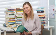 'Much of the self-help genre is about changing the way you think,' says Sally