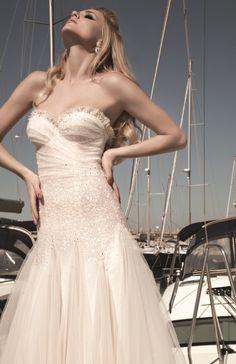 Galia Lahav 2013 Bridal Collection : The St-Tropez Cruise