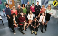 One of the first series! Waterloo Road, Movies And Tv Shows, It Cast, Film, Ackley Bridge, David Tennant, Soaps, Bbc, Random