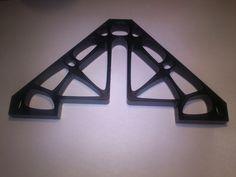 Mercanizado Por CNC. Trabajos en distintos materiales. ABS, PVC, Recina acetal, nylon.