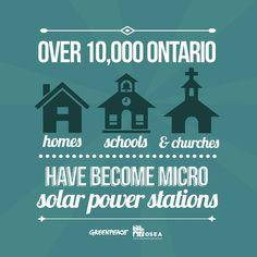 Ontario's Quiet Energy Revolution has lessons for Alberta | Greenpeace Canada