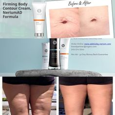 New firming body contouring cream #musttry www.saletoday.nerium.com
