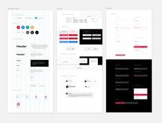 8pt Material Design GUI Templates – Joel Beukelman – Medium