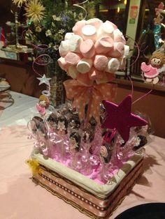 Baby shower en rosa