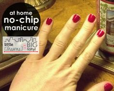 step-by-step DIY, at home no-chip manicure tutorial. [using the #sensatioNail kit]. #LLinaBC