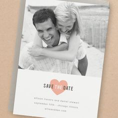 INSTANT DOWNLOAD  Heart  DIY Printable Save the by SwellAndGrand, $19.00