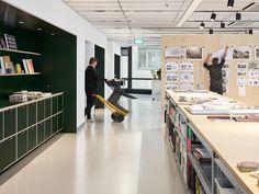 Interior Work, Cafe Interior, Office Interior Design, Office Interiors, Design Studio Office, Workspace Design, Office Workspace, Modern Architecture House, Interior Architecture