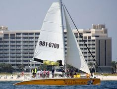 Ready To Set Sail With Us Sailwildhearts Gulf Ss Alabama Orange Beach