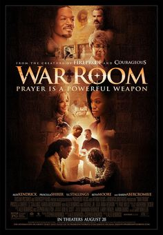 A Movie about Prayer WOW! Checkout the movie War Room on Christian Film Database: http://www.christianfilmdatabase.com/review/war-room/