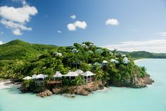 Set on a rocky bluff with a beach stretching out from either side and views of the turquosie Caribbean Sea surrounding you, Cocos Hotel Antigua is a true Caribbean style hotel. Description from westernoriental.com. I searched for this on bing.com/images