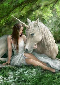 Fantasia Unicornio