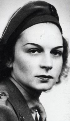 "Jacqueline Nearne (and, separately, her sister Eileen) was a British spy operating in France long before the Allieds sent in uniformed commando teams. Jacqueline ""was dropped into France in January 1943 with no support team to meet her. From a safe house in Clermont-Ferrand she acted as a go-between for the French resistance and British forces and even sabotaged Nazi supply factories."""