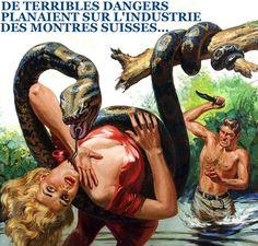 LE SNIPER DU LUNDI Le second souffle de Jean-Claude Biver, le souffle au cœur de Vulcain et l'essoufflement d'Eterna
