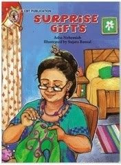 #Book #BookReview #Kids #IndianMomsConnect Surprise Gifts by Asha Nehemiah and Sujata Bansal