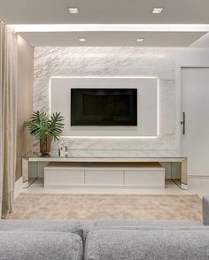 TV wall unit Designs is an essential part while designing your living room, Bedroom or tv room. Tv Stand Designs For Living Room have to be. Living Room Wall Units, Living Room Tv Unit Designs, Design Living Room, Home Living Room, Living Room Decor, Tv Wall Unit Designs, Modern Tv Unit Designs, Tv Cabinet Design, Tv Wall Design