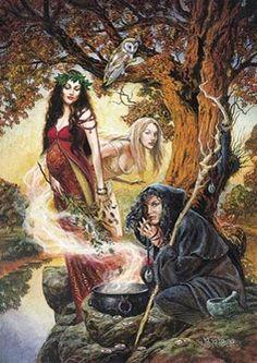 bruxas wicca - Pesquisa Google