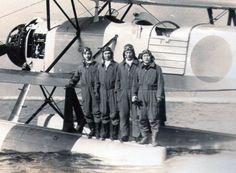 川西航空機飛行検査部テストパイロット