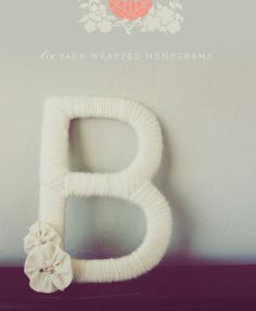 This is a cute idea for a baby shower gift & you can DIY to personalize it!