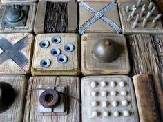 Paperponderings | artafrica: Wood Quilt by Robyn Gordon