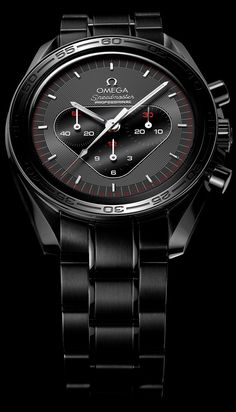 Watch What If: Omega Speedmaster   watch what if