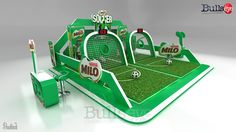 "查看此 @Behance 项目:""Milo Soccer League""https://www.behance.net/gallery/30968237/Milo-Soccer-League"