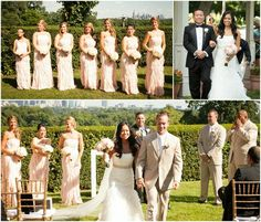 Belmont Mansion Summer Wedding Outdoor Ceremony Reception Tiffany Atlas Photography Robertson S
