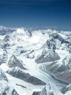 29th May 1953 - West view from the Summit of Everest taken by Edmund Hillary. © RGS-IBG/Edmund Hillary