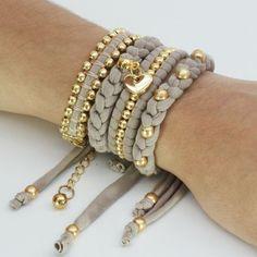 Diy Jewelry Ideas : collares de trapillo  Buscar con Google