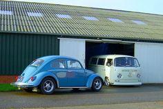 Nice couple Volkswagen, Ny Life, Beetle Car, Simile, Vw Beetles, Bay Window, Couple, Cars, Vehicles