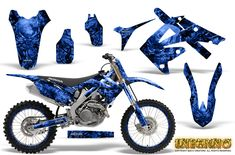 Honda Graphic Kits - Honda MX Decals and Stickers for dirt bikes crf cr cr crf crf xr cr Honda Dirt Bike, Dirt Bike Gear, Bike Stickers, Dirtbikes, Dbz, Motocross, Graphics, Vehicles, Water