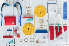 Sea-fairing essentials. Featuring the Spring 2014 Studio Collection.