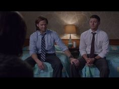 Supernatural Season 9 - The FULL gag reel - YouTube