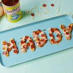The best way to ensure no one eats your pizza. #food #easyrecipe #kids #pizza #dinner