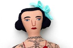 Doll | the art and craft of Mimi Kirchner
